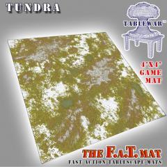 4' x 4' - Tundra
