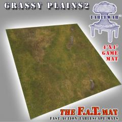 4' x 4' - Grassy Plains #2