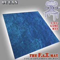 4' x 4' - Ocean