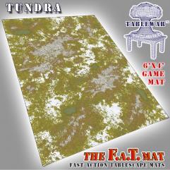 6' x 4' - Tundra