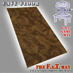 6' x 3' - Cave Floor
