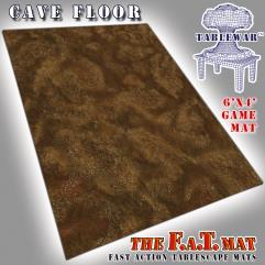 6' x 4' - Cave Floor