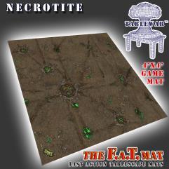 4' x 4' - Necrotite