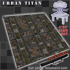 4' x 4' - Urban Titan
