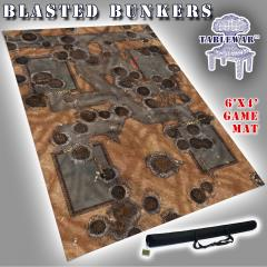 6' x 4' - Blasted Bunkers