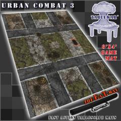 6' x 4' - Urban Combat #3
