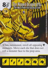 Winged Dragon of Ra, The - The Most Powerful Egyptian God