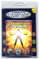 Genesis Series - Battle Stickerz