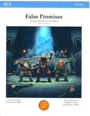 False Promises (TSRS, 1st Printing, Kickstarter Edition)