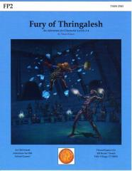 Fury of Thringalesh (Kickstarter Edition)
