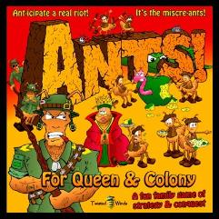Ants! - For Queen & Colony