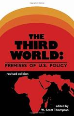 Third World, The - Premises of U.S. Policy