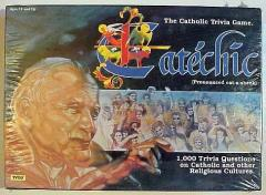 Catechic - The Catholic Trivia Game