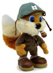 Talking Conker Plush