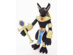 Anubis God of the Dead Plush