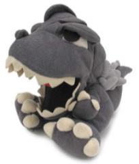 Godzilla - Grrrrr! Chibi Plush