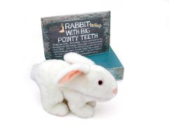 Rabbit With Big Pointy Teeth