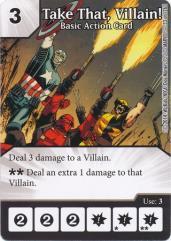 Take That, Villain!