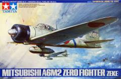 Mitsubishi A6M2 Zero Fighter (Zeke)