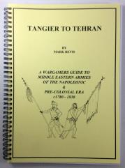 Tangier to Tehran