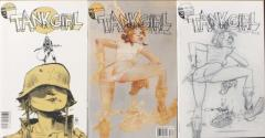 Tank Girl Variant Cover Collection - 3 Issues!