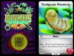 Tardigrade Wanderer (Free RPG Day 2018)