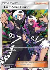 Team Skull Grunt (Full Art) (Ultra R) #149 (Holo)