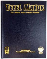 Tegel Manor (5e) (Limited Leather Bound Edition)