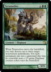 Terastodon (R) (Foil)