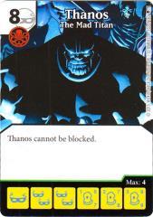 Thanos - The Mad Titan