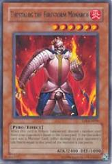 Thestalos the Firestorm Monarch (Rare)