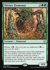 Thicket Elemental (R)