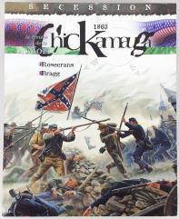 Chickamauga 1863 (Autumn of Glory, Bilingual English/French Edition)