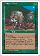 Timber Wolves (R)