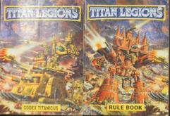 Titan Legions - Rulebooks Only!