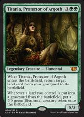Titania, Protector of Argoth (MR)