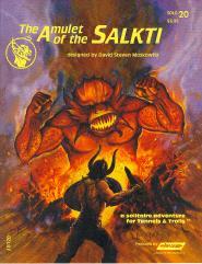 Amulet of the Salkti, The