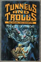 City of Terrors (Paperback Edition)