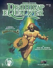 Deathtrap Equalizer Dungeon (2nd Edition)