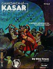 Gamesmen of Kasar