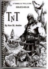 "TnT Zine #25-26 ""More Lore of the Trolls, Dungeon of the Gray Lords"""