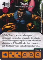 Toad - Sniveling Servant