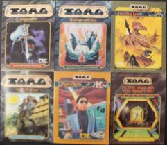 Torg Supplement Collection #2 - 6 books!