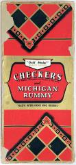 Checkers & Michigan Rummy