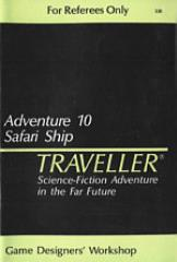 Adventure #10 - Safari Ship
