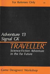 Adventure #13 - Signal GK