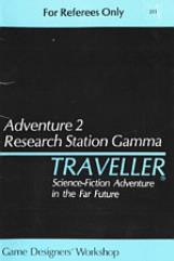 Adventure #2 - Research Station Gamma