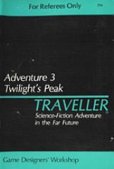 Adventure #3 - Twilight's Peak