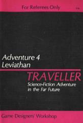 Adventure #4 - Leviathan