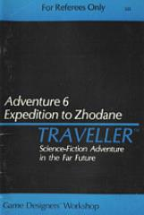 Adventure #6 - Expedition to Zhodane